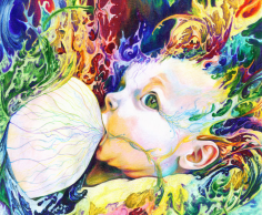 Amazing artwork by Kd Neeley titled My Soul. Click image for prints.